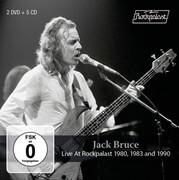 Live At Rockpalast (5CD+2DVD Boxset)