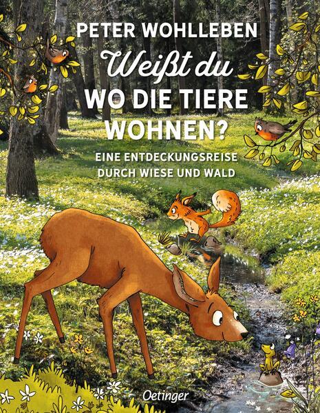 Weißt du, wo die Tiere wohnen? als Buch