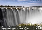 Abenteuer Sambia (Wandkalender 2020 DIN A2 quer)