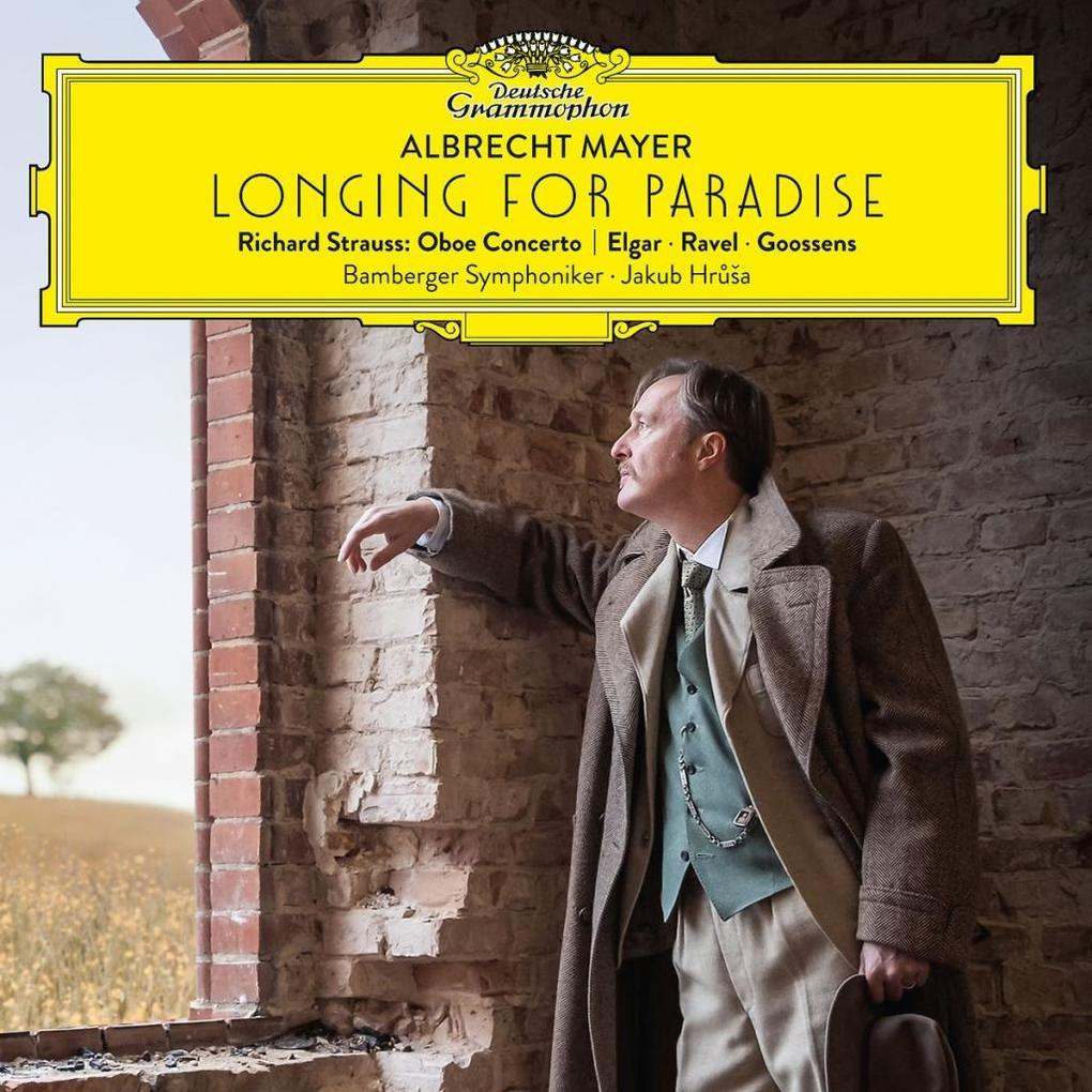 Longing for Paradise als CD