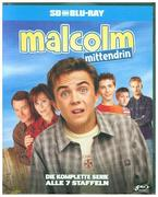 Malcolm mittendrin - Die komplette Serie (Staffel 1-7). Blu-ray