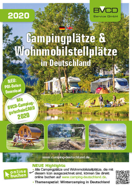 campingpl tze und wohnmobilstellpl tze in deutschland 2020. Black Bedroom Furniture Sets. Home Design Ideas