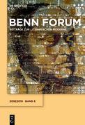 Benn Forum Band 6 2018/2019