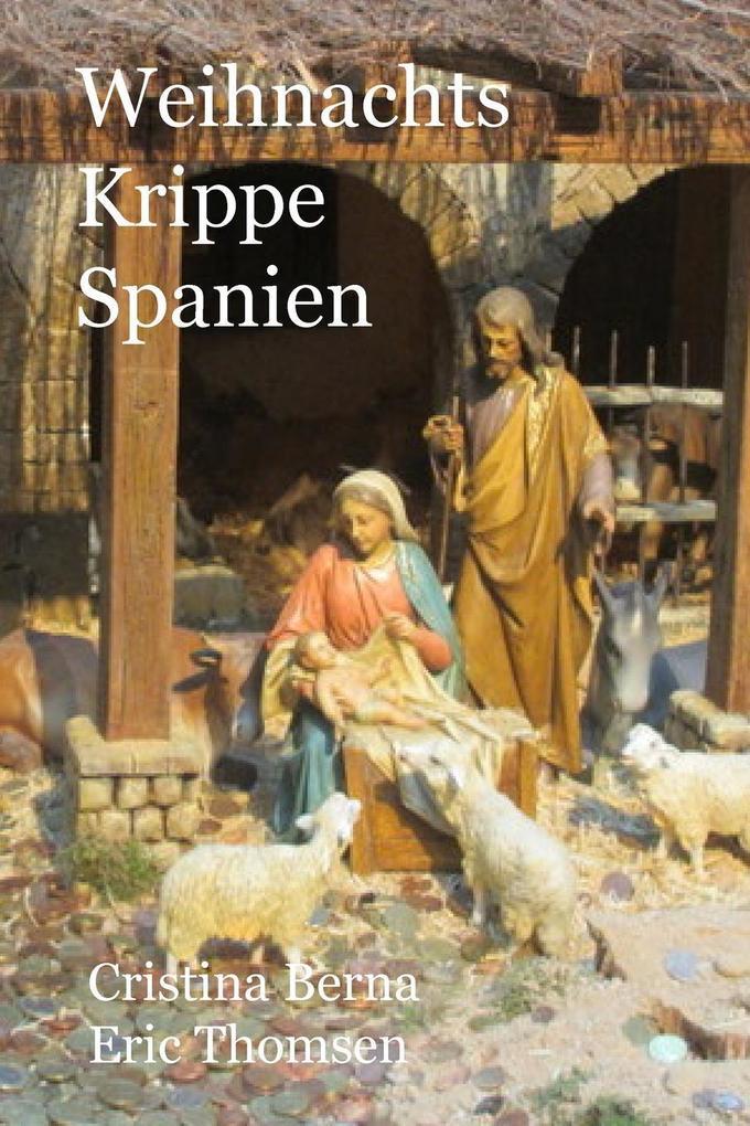 Weihnachts Krippe Spanien