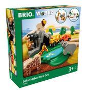 Großes BRIO Bahn Safari Set RW Sets