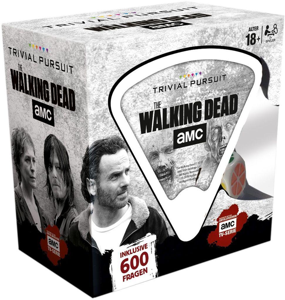 Image of Trivial Pursuit The Walking Dead AMC