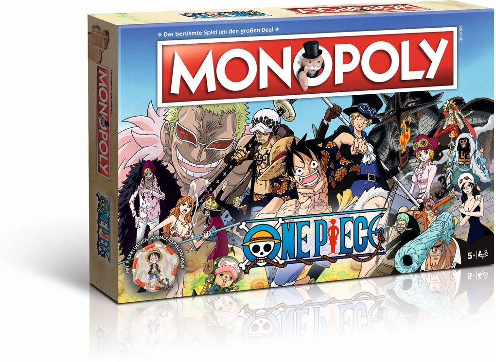 Monopoly One Piece Edition