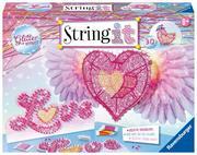 3D-Heart String It