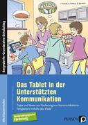 Das Tablet in der Unterstützten Kommunikation