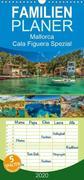 Mallorca - Cala Figuera Spezial - Familienplaner hoch (Wandkalender 2020 , 21 cm x 45 cm, hoch)