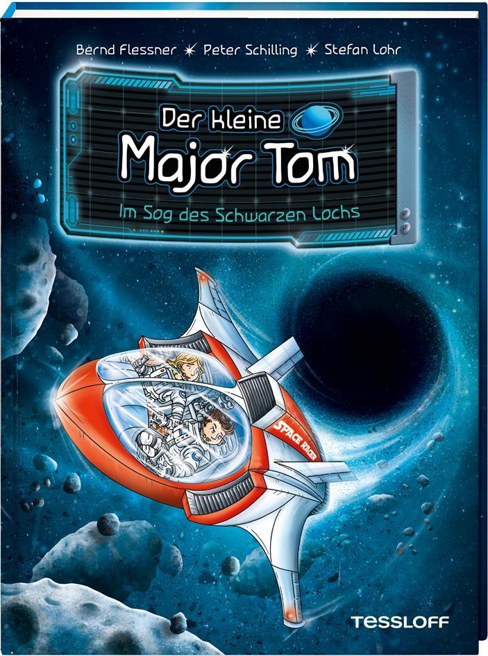 Der kleine Major Tom Band 10. Im Sog des schwarzen Lochs als Buch