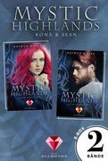 Mystic Highlands: Band 1-2 der fantastischen Highland-Reihe in einer E-Box (Die Geschichte von Rona & Sean)