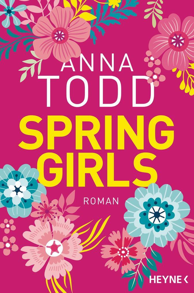 Spring Girls als eBook