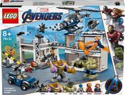 LEGO® Marvel Avengers Movie 4 76131 - Avengers-Hauptquartier