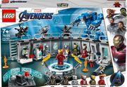 LEGO® Marvel Avengers Movie 4 76125 - Iron Mans Werkstatt
