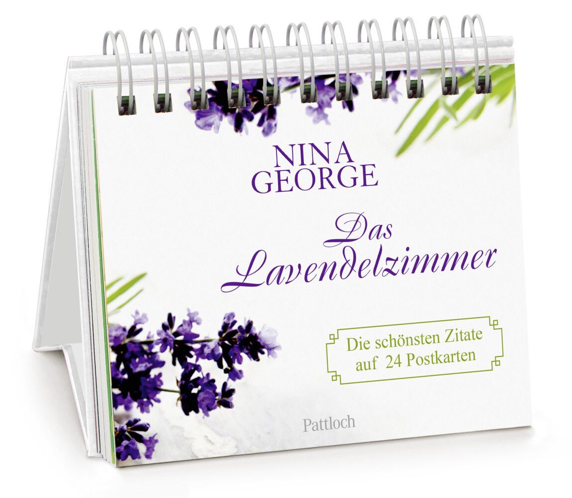 Das Lavendelzimmer als Buch (kartoniert)