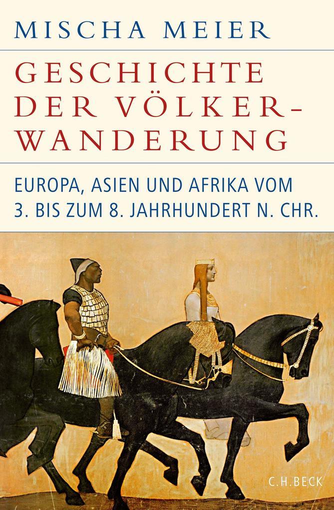 Geschichte der Völkerwanderung als Buch (gebunden)