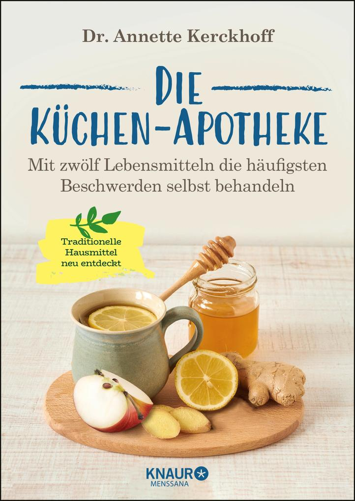 Die Küchen-Apotheke als eBook epub