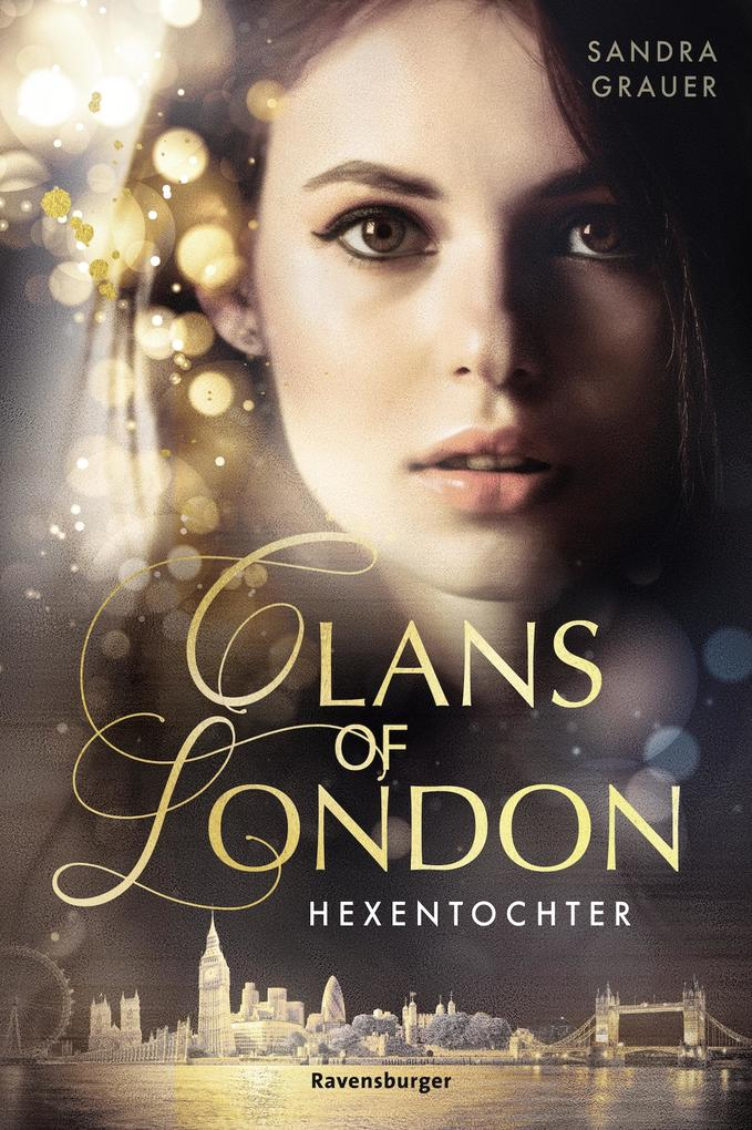 Clans of London, Band 1: Hexentochter als eBook