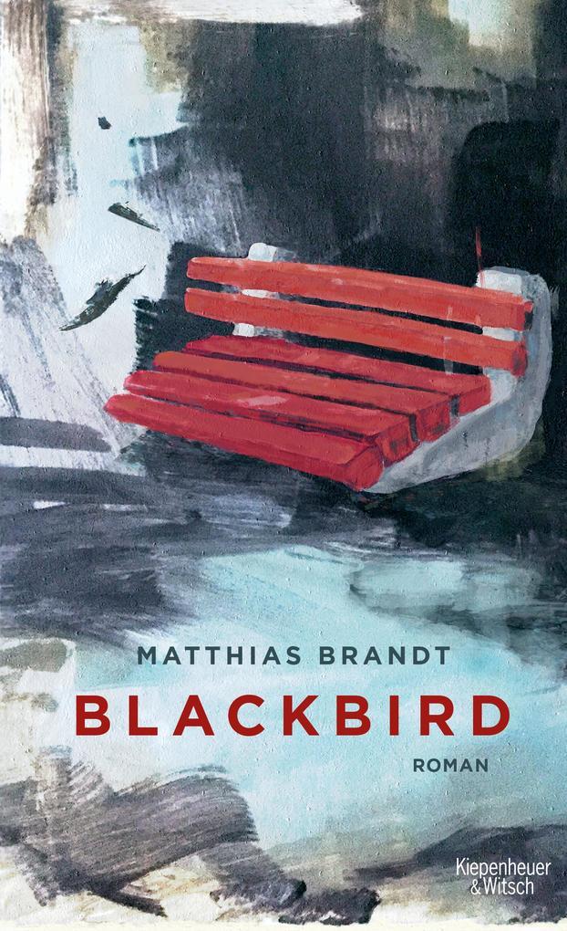 Blackbird als Buch