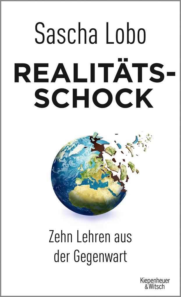 Realitätsschock als Buch