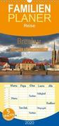Breslau - Zeit für Entdeckungen - Familienplaner hoch (Wandkalender 2020 , 21 cm x 45 cm, hoch)