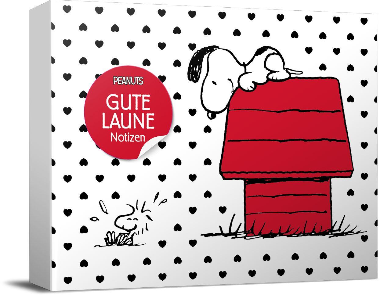 """Haftnotiz-Box """"Gute-Laune-Notizen"""" als Sonstiger Artikel"""