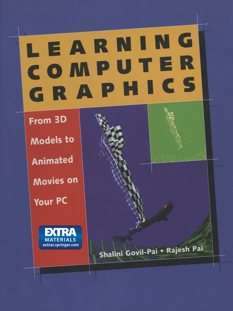 Learning Computer Graphics als Buch von Shalini...