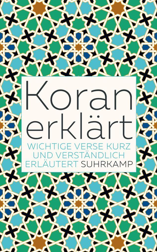 Koran erklärt als eBook