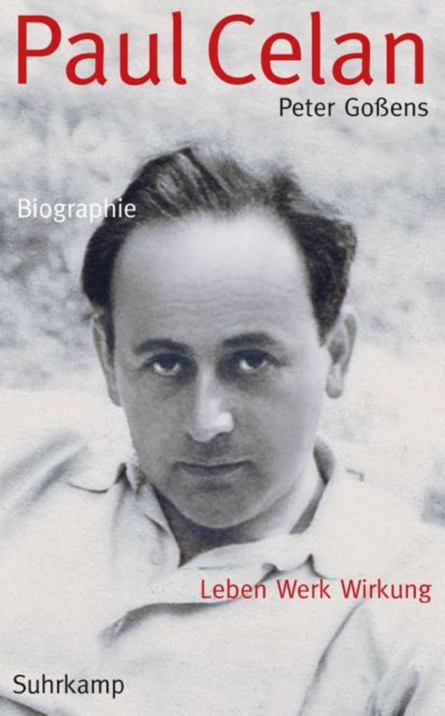 Paul Celan als eBook