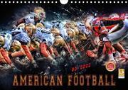 American Football - so cool (Wandkalender 2020 DIN A4 quer)