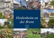 Heidenheim an der Brenz (Wandkalender 2020 DIN A3 quer)