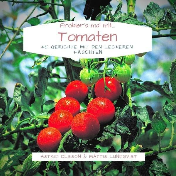 Probier's mal mit...Tomaten als Buch (kartoniert)