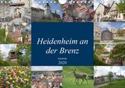 Heidenheim an der Brenz (Wandkalender 2020 DIN A4 quer)