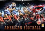 American Football - so cool (Wandkalender 2020 DIN A3 quer)