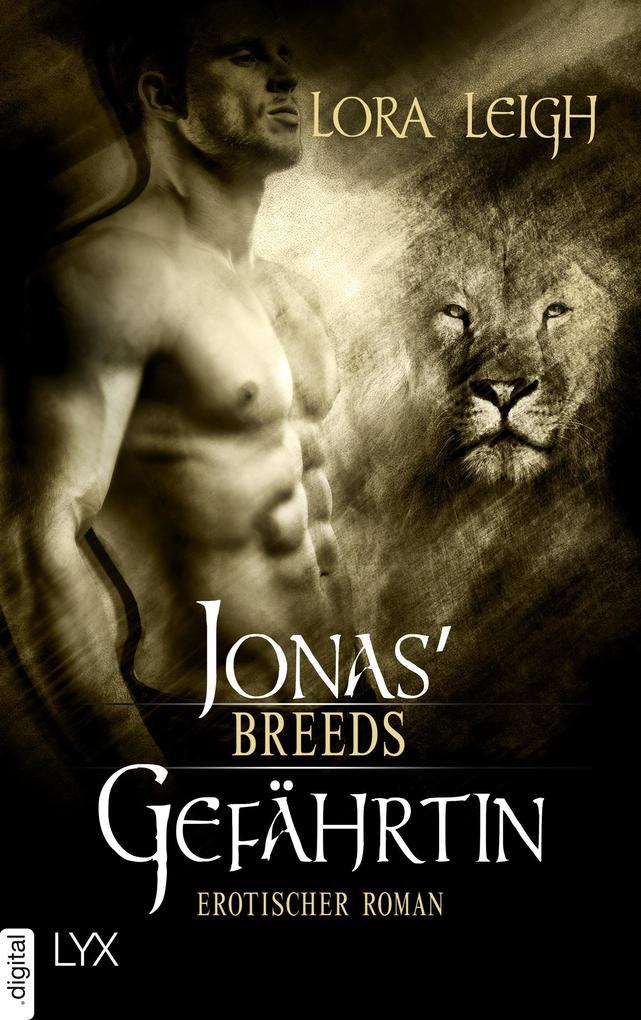 Breeds - Jonas' Gefährtin als eBook