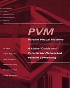 Pvm: A Users' Guide and Tutorial for Network Parallel Computing