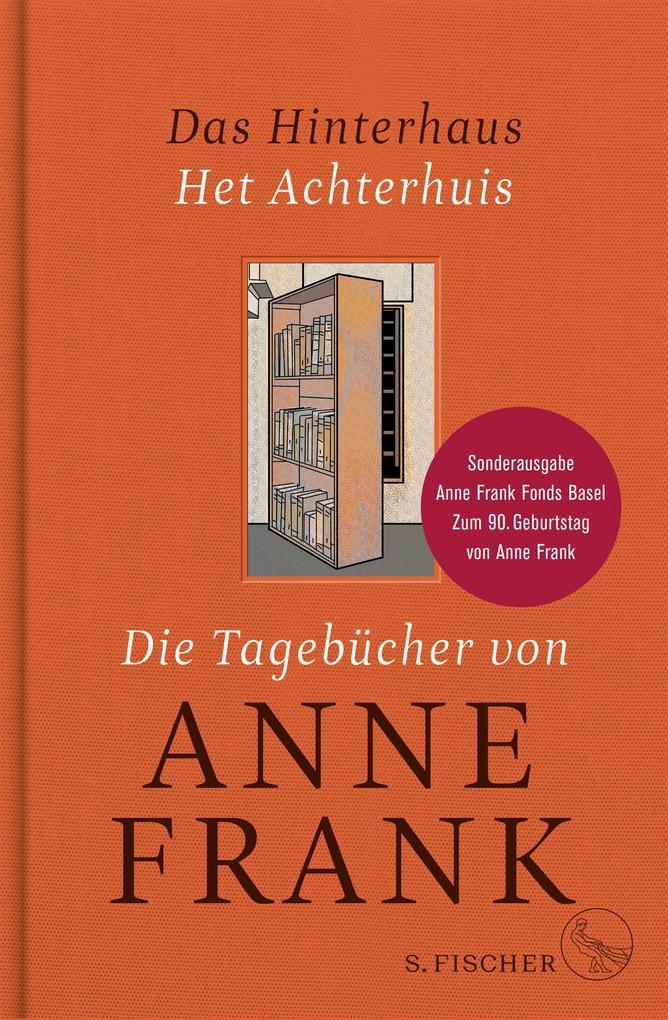 Das Hinterhaus - Het Achterhuis als Buch