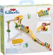 Kullerbü - Kugelbahn Zahlen- und Farbenrallye