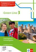 Green Line 3. Ausgabe Bayern. Trainingsbuch Schulaufgaben, Heft mit Lösungen und CD-ROM 7. Klasse