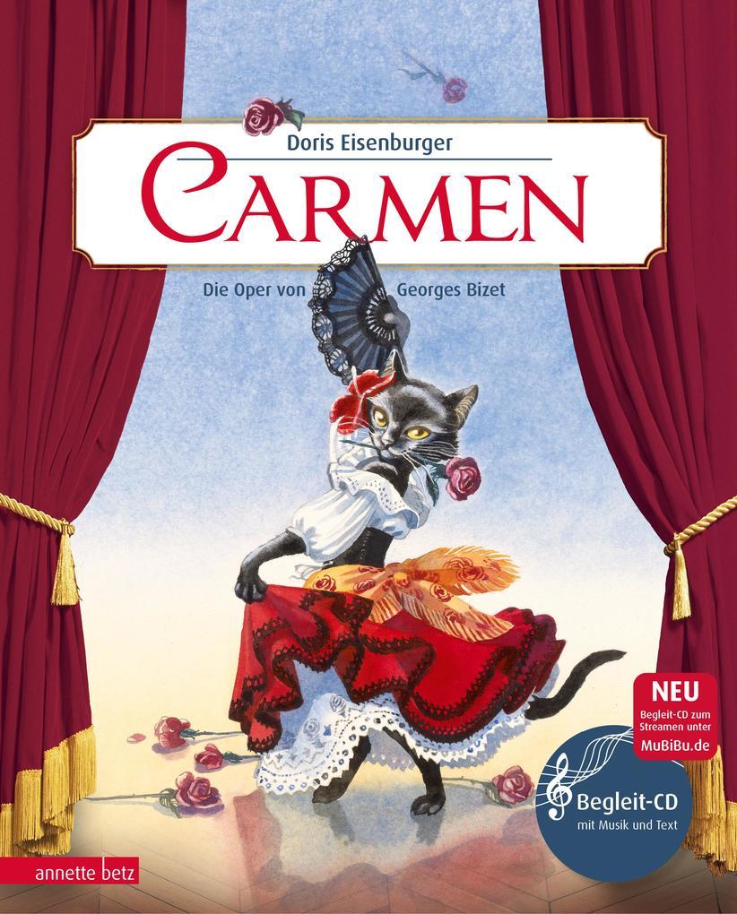Carmen als Buch (gebunden)
