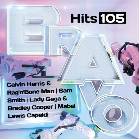 Bravo Hits Vol. 105 als CD