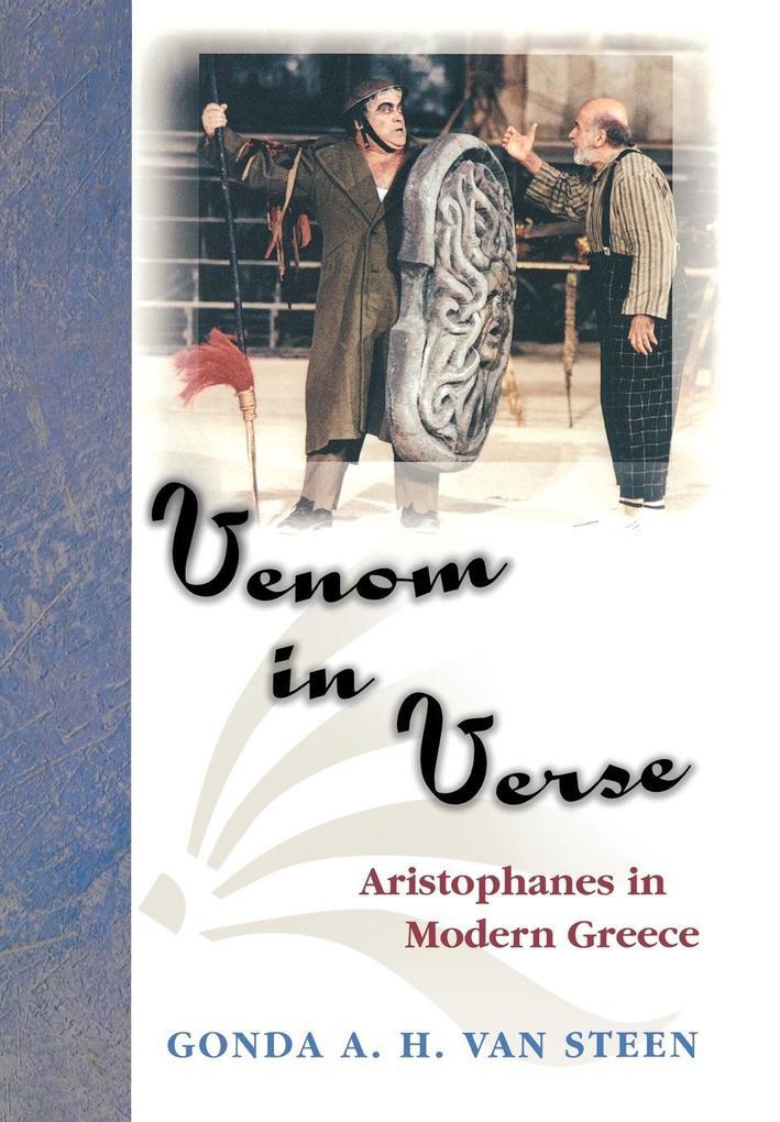 Venom in Verse als Buch (gebunden)
