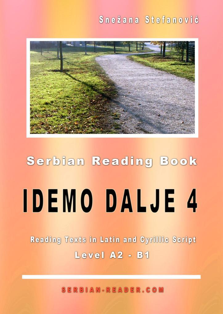 "Serbian Reading Book ""Idemo dalje 4"" als eBook epub"