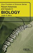 Recent Advances and Issues in Biology