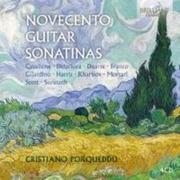 Porqueddu;Novecento Guitar Sonatinas