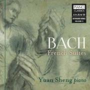 Sheng;Bach:French Suites