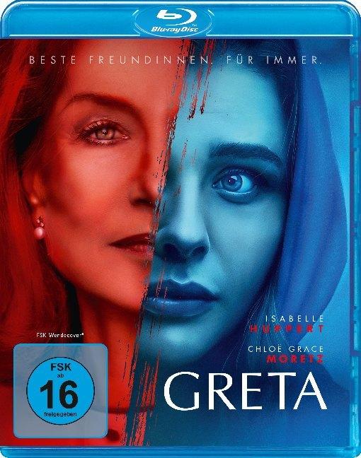Greta. Blu-Ray als DVD