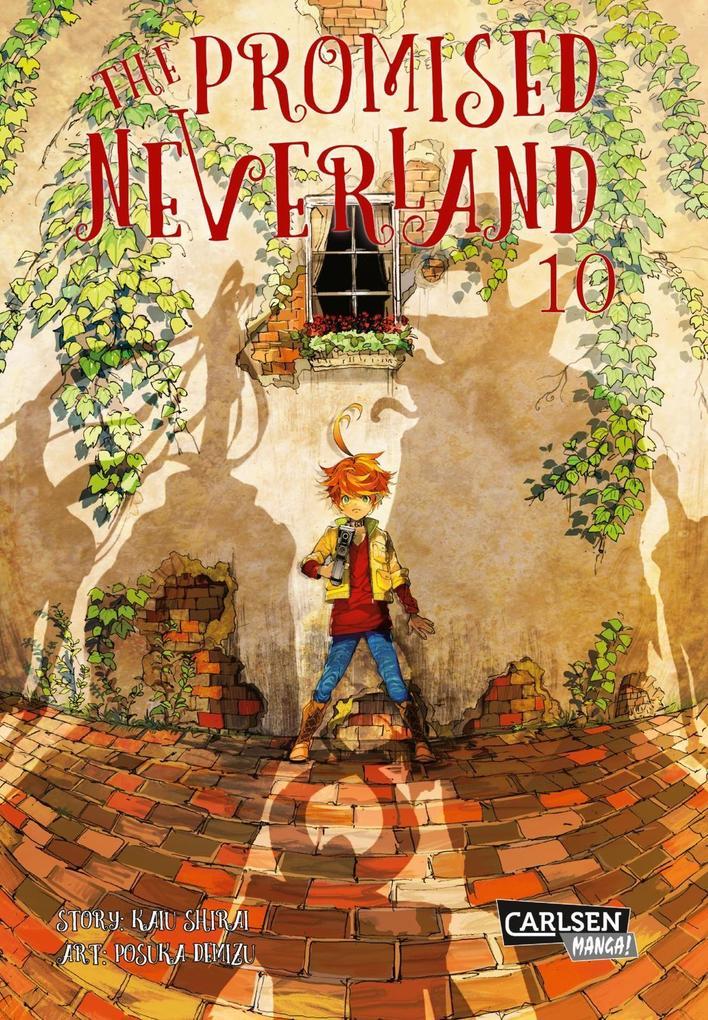 The Promised Neverland 10 als Taschenbuch