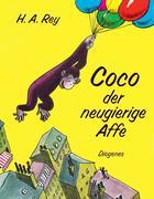 Coco der neugierige Affe